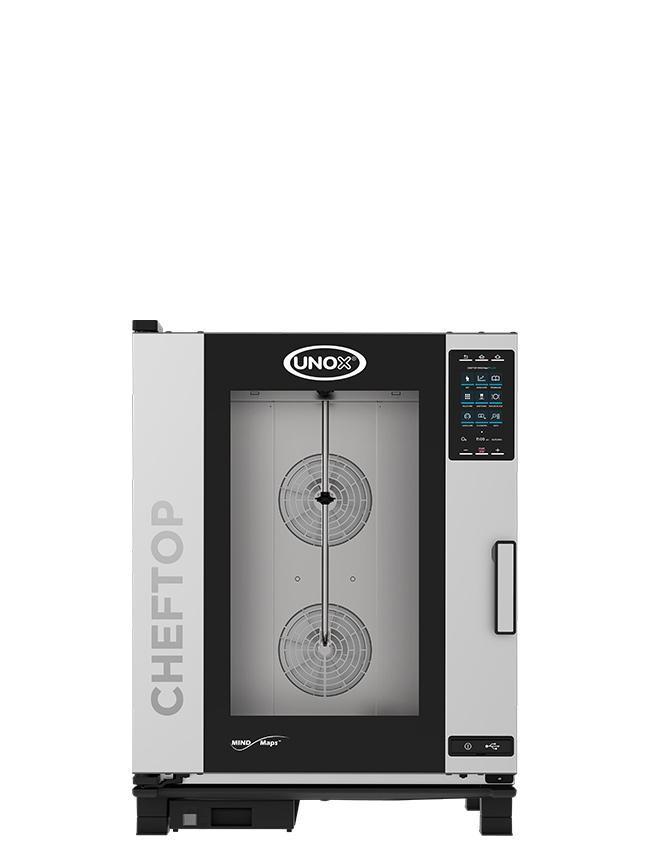 Električna parno konvekcijska pečica UNOX CHEFTOP MIND.Maps™ 10 GN 1/1 - PLUS