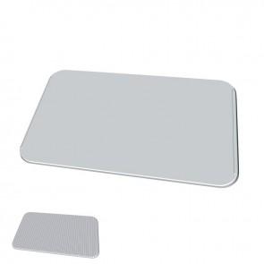 FAKIRO™ - GN 1/1 nazobčan za pizzo in fokačo pekač iz aluminija h=12 mm