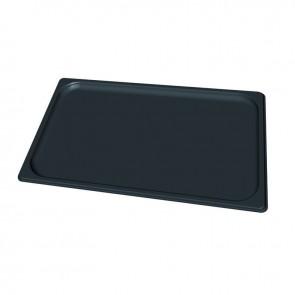 Black.20 - GN 1/1 pekač iz nerjavečega jekla z neoprijemljivim premazom h=20 mm