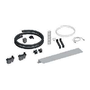 Set za podaljšanje dimnika (za plinske pečice)