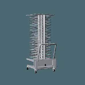 Vstavni voziček za krožnike - za modele 20 GN 2/1