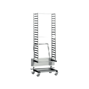 Vstavni voziček za pladnje - za modele 20 GN12/1